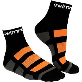 Swimrunners Swimrun Calcetines Cortos, black